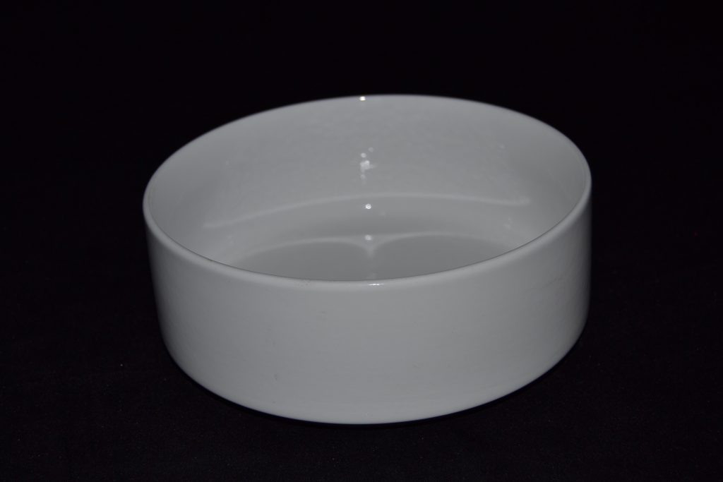 17 cm Ceramic Water Bowl - R55